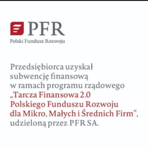 PFR_dofinansowanie